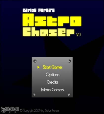 Astro Chaser Released!