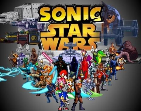 Sonic Star Wars