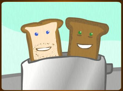 New Release: 'My Little Toasticles'