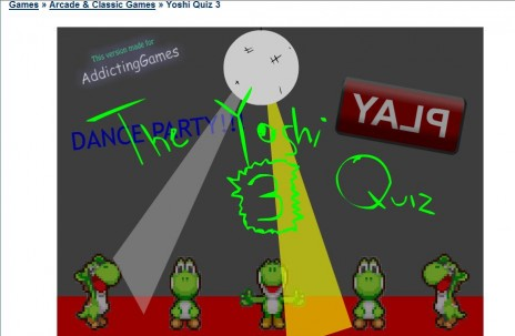 The Yoshi Quiz 3 Now on AG