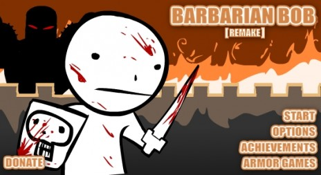 Play the Barbarian Bob [Remake] now!