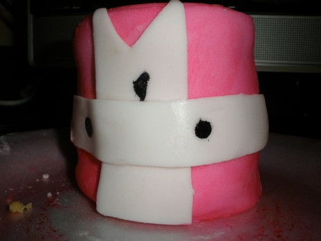 Castle Crasher head