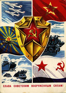 Comrades! The Soviet Union will crush Germany in 9 days!