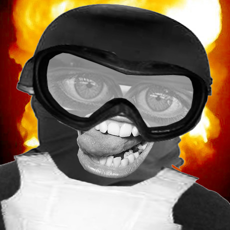 The Real Life Tankman