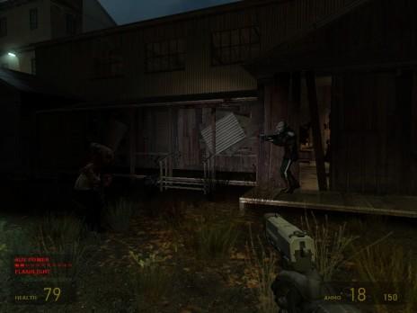Zombie VS Metropolice