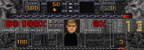 Doom Triple Pack; Medal Walkthrough