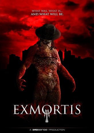 Exmortis 3 Game Poster