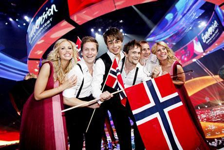 NORWAY WON EUROVISION 2009