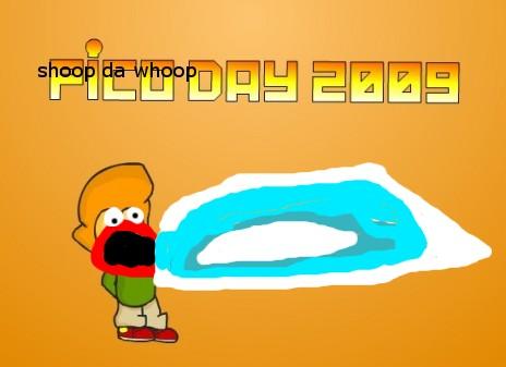 happy shoop da whoop day!