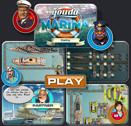 Youda Marina is out now!!!
