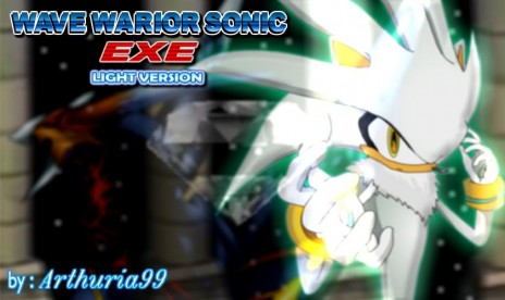 Wave Warrior Sonic EXE 2 :Light Version is Released!