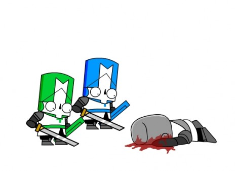 Castle Crashers Flash!