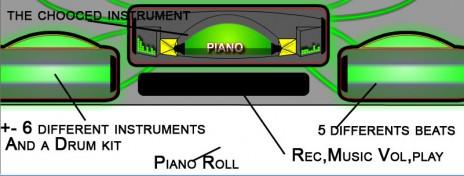Music maker-Piano