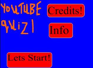 New Youtube Flash Quiz!