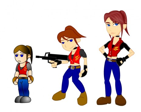 The Evolution of Claire Redfield