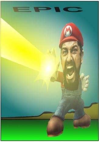 Uploaded my Leonidas Mario Picture.