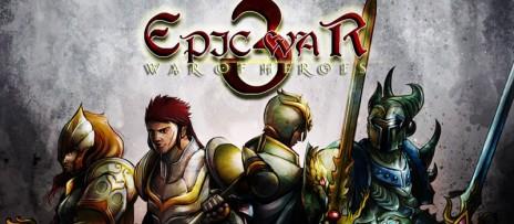 Epic War 3 at newgrounds