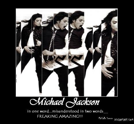 My Music Hero, Michael Jackson