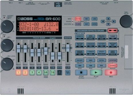 The BOSS Br-600