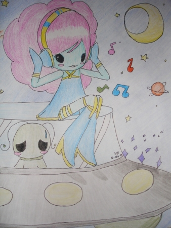 I <3 drawing! :3