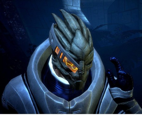Not One Krogan Testicle