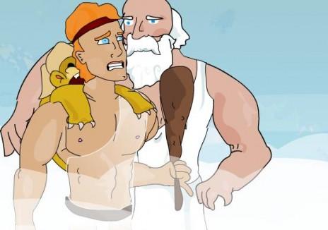 A New Godly Animation