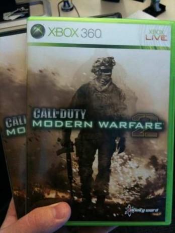 "Modern Warfare 2 Renamed ""Call of Duty Modern Warfare 2"""