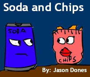 Soda and Chips