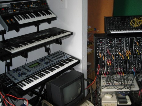 New Choon and Studio Rearrangement
