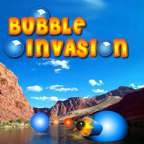 Bubble Invasion is nearly done.