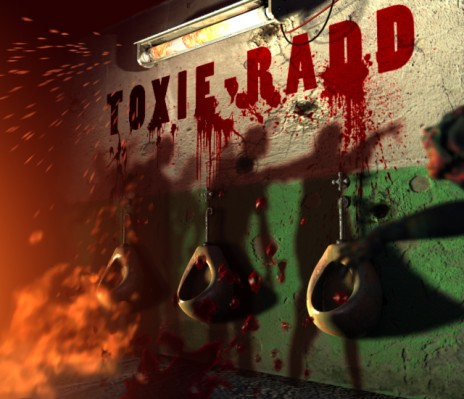 Our new game in uploaded: Toxie-Radd!