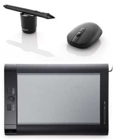 Got a wacom tablet.