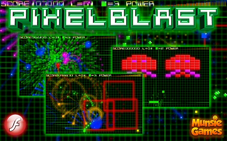 PixelBlast! Released -  Check it out!