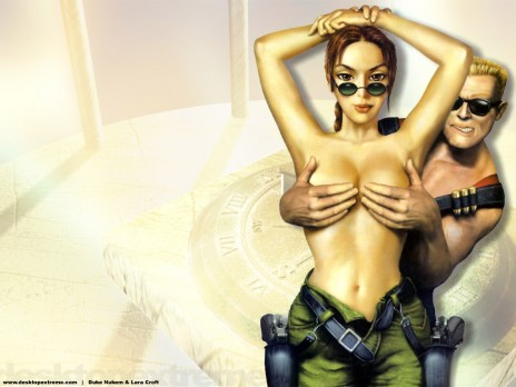 Breasts In Videogames