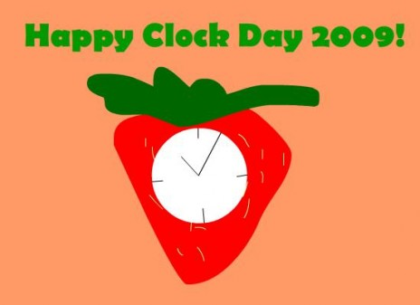 Clock Day 2009