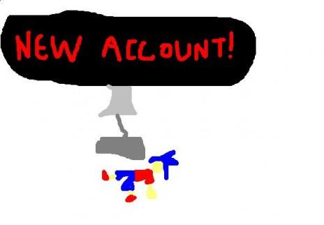 My New Account!
