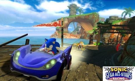 Sonic Kart?