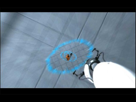 So I'm checking out Portal and all.