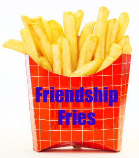 funniest screw up ever, freind ship fries, nd lets play another game