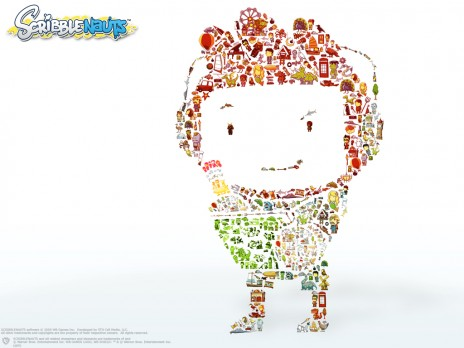 hi this is me well maxwell from scribblenauts