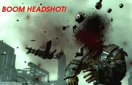 BOOM!!! HEADSHOT!!! :D