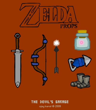 More 'Link' Props coming your way (updated)