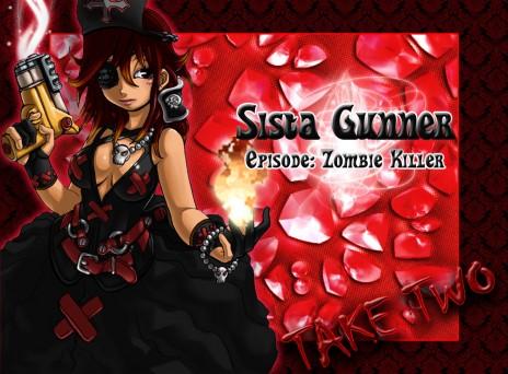 Update to Sista Gunner Zombie Killer
