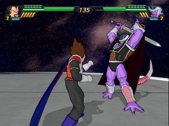 I cant wait to play dbz bt 3 !!!! >:P