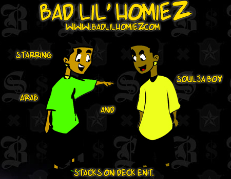Bad Lil' Homiez Coming Soon!