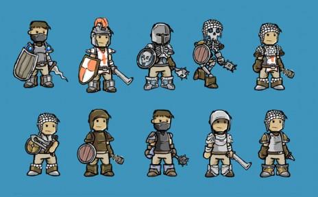 Cool Game. Cool Armor.