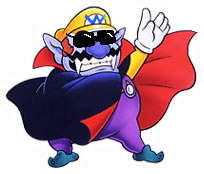 Wario sez: Happy Halloween! And enjoy the music! Also, Sonic now hates me.