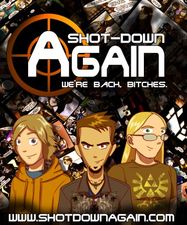 Shot-Down Again is Up!