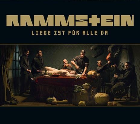 Rammstein's new album!