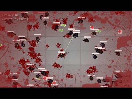 Raped by 60 enemies in my own game!